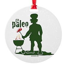 Paleo BBQ Ornament