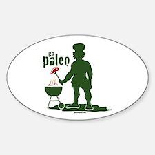 Paleo BBQ Decal