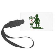 Paleo BBQ Luggage Tag