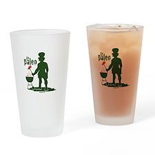 Paleo BBQ Drinking Glass