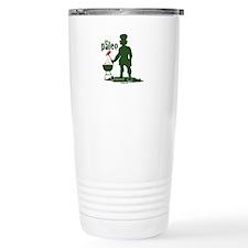 Paleo BBQ Travel Coffee Mug
