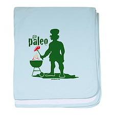 Paleo BBQ baby blanket