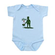 Paleo BBQ Infant Bodysuit