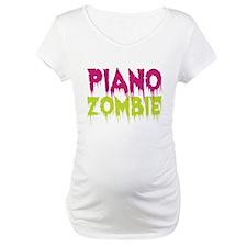 Piano Zombie Shirt