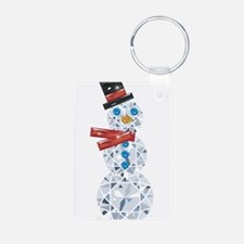 Snow-BLING-man Keychains