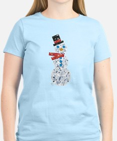 Snow-BLING-man T-Shirt