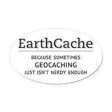 Earthcache - geocaching isn't nerdy enough Oval Ca