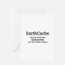 Earthcache - geocaching isn't nerdy enough Greetin