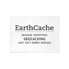Earthcache - geocaching isn't nerdy enough 5'x7'Ar