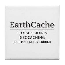 Earthcache - geocaching isn't nerdy enough Tile Co