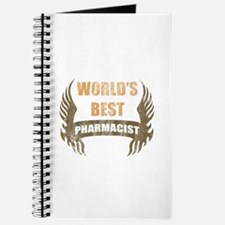 World's Best Pharmacist (Wings) Journal