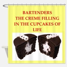 bartender Shower Curtain