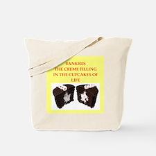 bankers Tote Bag