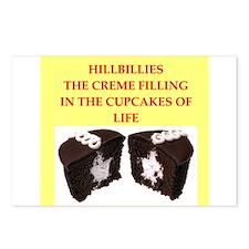 HILLBILLIES Postcards (Package of 8)