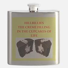 HILLBILLIES Flask