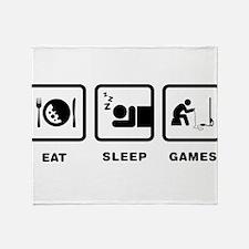 Gaming Throw Blanket