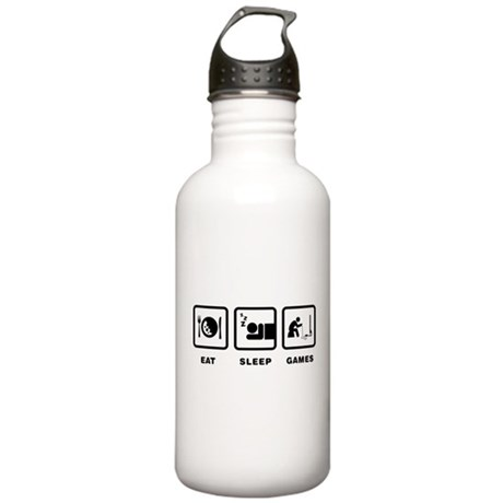 Gaming Stainless Water Bottle 1.0L