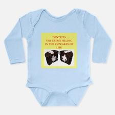 dentist Long Sleeve Infant Bodysuit