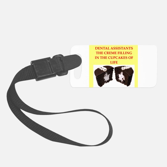 dental Luggage Tag