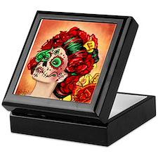 Muertos Amor Keepsake Box