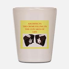 architect Shot Glass