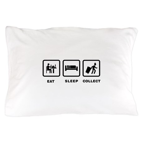 Waste Collecting Pillow Case