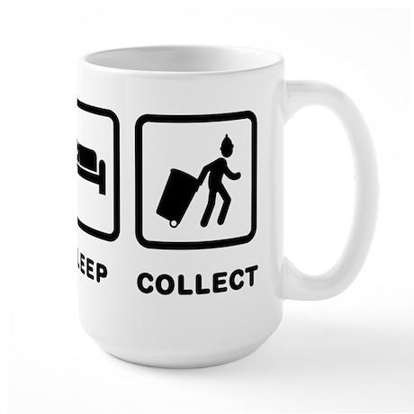 Waste Collecting Large Mug