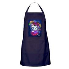 Katrina Kitty Apron (dark)