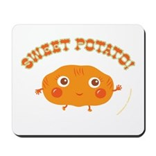 """Sweet Potato"" Mousepad"