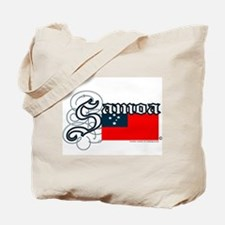 SAMOA REPRESENT! Tote Bag