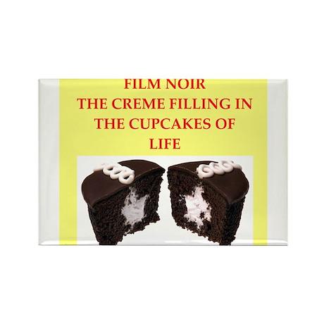film noir Rectangle Magnet (10 pack)