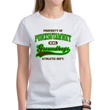 Punxsutawney Groundhogs Tee