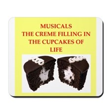 musicals Mousepad