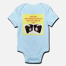 history Infant Bodysuit