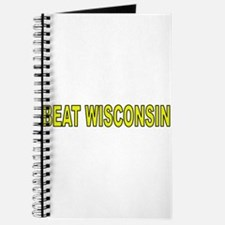 Funny Minnesota golden gophers Journal