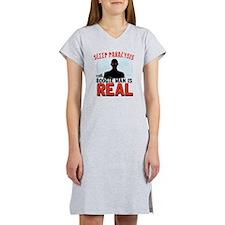 I Love Barabara Women's Long Sleeve Shirt (3/4 Sleeve)
