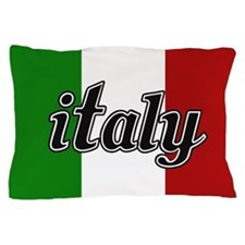 Italy Logo Pillow Case