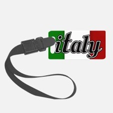 Italy Logo Luggage Tag