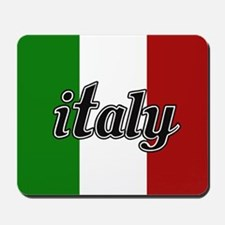 Italy Logo Mousepad
