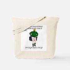 Trew Scotsman Tote Bag