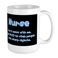 PAID-stick Mugs