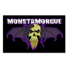 JIMMY MORGUE - BAT sticker