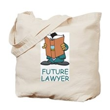 Future Lawyer Tote Bag
