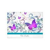Butterfly 5x7 Rugs