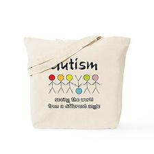 Funny Asd Tote Bag