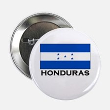 Honduras Flag Merchandise Button