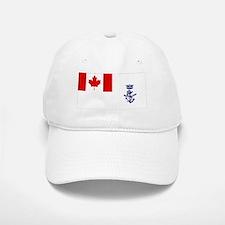 Naval Jack of Canada Baseball Baseball Cap