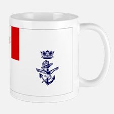 Naval Jack of Canada Mug