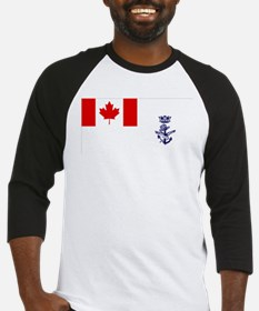 Naval Jack of Canada Baseball Jersey