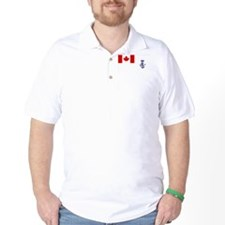 Naval Jack of Canada T-Shirt